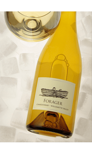FORAGER Willamette Valley Chardonnay Beauty Image