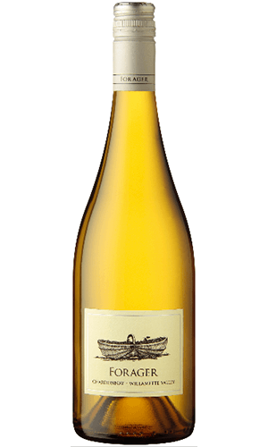 FORAGER Willamette Valley Chardonnay Bottle Image