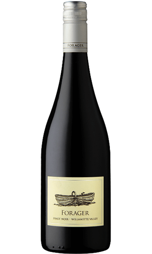FORAGER Willamette Valley Pinot Noir Bottle Image