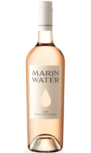 Marin Water Rosé Bottle Image