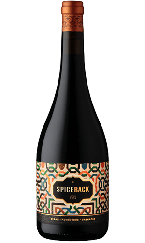 Spicerack Vineyards Red Rhône Cuvée Bottle Image